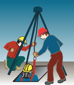 Confined Spaces: Recognizing the Danger