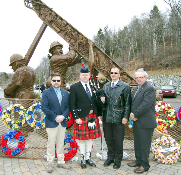 Workers honoured at Day of Mourning ceremony in Saint John