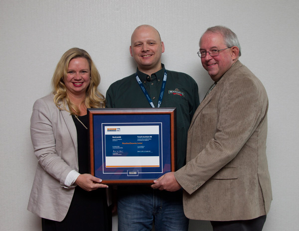 WorkSafeNB honours Moosehead for health and safety leadership
